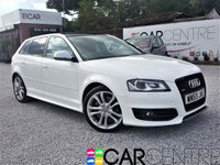 USED 2009 59 AUDI A3 2.0 S3 TFSI QUATTRO 5d 261 BHP FULLY LOADED + FULL GLASS PANORAMIC ROOF