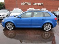 USED 2008 58 AUDI A3 2.0 TDI QUATTRO S LINE 5d 168 BHP FULL PAN ROOF LEATHER