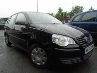 USED 2006 56 VOLKSWAGEN POLO 1.2 E 5d 54 BHP GREAT VALUE NEW SHAPE POLO