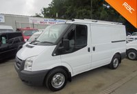 USED 2010 60 FORD TRANSIT 300 2.2 TDCi SWB *DIRECT FROM BT*43,000 MILES*2XSLD*