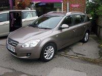 2008 KIA CEED 1.6 LS SW CRDI 5d 114 BHP £4995.00