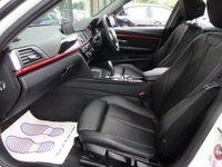 USED 2016 16 BMW 3 SERIES 2.0 320D ED SPORT 4d AUTO 161 BHP **SAT NAV * LEATHER** ** SAT NAV *LEATHER * £20 TAX **