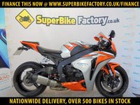 USED 2010 10 HONDA CBR1000RR FIREBLADE RR-A  GOOD & BAD CREDIT ACCEPTED, OVER 500+ BIKES
