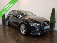 USED 2014 63 AUDI A3 1.6 TDI SPORT 5d AUTO 104 BHP 1 OWNER AND FULL SERVICE HISTORY