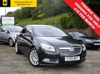 USED 2010 10 VAUXHALL INSIGNIA 2.0 ELITE NAV CDTI 5d 157 BHP LOVELY CAR WITH FULL SERVICE HISTORY AND A LONG MOT! TOP OF THE RANGE INSIGNIA ELITE NAV!