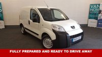 USED 2014 14 PEUGEOT BIPPER 1.3 HDI S Full Service History, One Owner. *Drive Away Today* Call us on 01709 866668 To Reserve This Van. **Drive Away Today** Over The Phone Low Rate Finance Available, Just Call us on 01709 866668