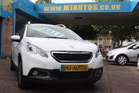 USED 2014 14 PEUGEOT 2008 1.6 E-HDI ACTIVE FAP 5dr AUTO 92 BHP REAR SPOILER | LOW RATE FINANCE AVAILABLE