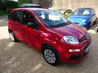USED 2014 14 FIAT PANDA 1.2 POP 5d 69 BHP Very Low Mileage, Full Fiat Service History + Just Serviced by ourselves, One Owner from new, MOT until March 2018 (no advisories), Great on fuel! Only £30 Road Tax! Low Insurance Group!