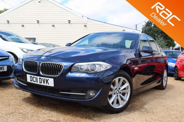 View our 2011 11 BMW 5 SERIES 3.0 525D SE 4d AUTO 202 BHP