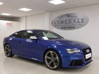 USED 2014 14 AUDI RS5 4.2 RS5 FSI QUATTRO 2d AUTO 444 BHP Outstanding And A True Driver's Car  - Needs To Be Seen & Driven