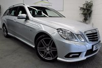 USED 2010 10 MERCEDES-BENZ E CLASS 3.0 E350 CDI BLUEEFFICIENCY SPORT 5d AUTO 231 BHP