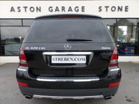 USED 2008 08 MERCEDES-BENZ GL CLASS 4.0 GL420 CDI 7 SEATER AUTO 302 BHP ** REAR ENTERTAINMENT ** *** REAR ENTERTAINMENT ***
