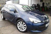 2015 VAUXHALL ASTRA 2.0 GTC SRI CDTI 3d AUTO 162 BHP £7250.00