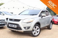 USED 2008 58 FORD KUGA 2.0 ZETEC TDCI AWD 5d 134 BHP Parking Aid, Cruise Control & more