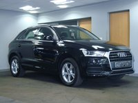 USED 2015 15 AUDI Q3 2.0 TDI SE 5d 148 BHP NEW MODEL