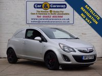 USED 2012 12 VAUXHALL CORSA 1.2 SPORTIVE CDTI 1d 94 BHP Dealer History Hpi Clear 0% Deposit Finance Available