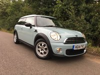 USED 2014 14 MINI CLUBMAN 1.6 ONE 5d AUTO 98 BHP