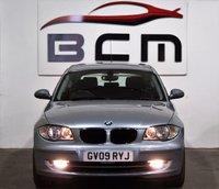 2009 BMW 1 SERIES 2.0 116I SPORT 3d AUTO 121 BHP £6000.00