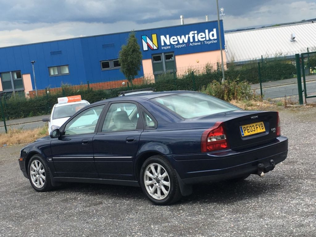 2003 Volvo S80 D5 Se 1790 Timing Belt For Used 03 24 4d Auto Full Leather Service History
