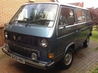1985 VOLKSWAGEN CARAVELLE 1.9  GL WATER COOLED  £12950.00