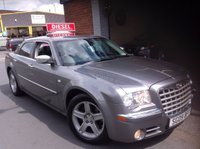 USED 2009 09 CHRYSLER 300C 3.0 CRD  4d AUTO 218 BHP ....Stunning Car.....Low Miles
