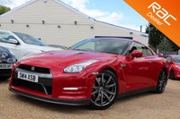 USED 2014 12 NISSAN GT-R 3.8 V6 2d AUTO 550 BHP Y PIPES EXTRA, BOSE SPEAKERS & MORE