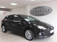 USED 2012 12 FORD FOCUS 1.6 ZETEC 5d 104 BHP One Owner Car In Great Overall Condition With Full History & Long MOT