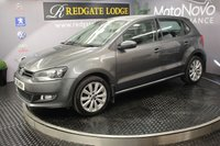 USED 2011 61 VOLKSWAGEN POLO 1.6 SEL TDI 5d 89 BHP