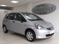 USED 2004 54 HONDA JAZZ 1.2 DSI S 5d 76 BHP Great Overall Condition With 1 Yr MOT And Low Running Costs