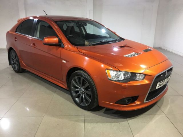 View our 2010 10 MITSUBISHI LANCER 2.0 RALLIART GS 5d 238 BHP