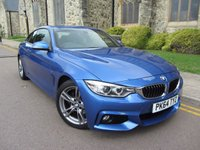 2014 BMW 4 SERIES 2.0 420D M SPORT 2d 181 BHP £15995.00