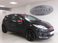 USED 2012 61 FORD FIESTA 1.6 ZETEC S 3d 118 BHP Great Overall Condition With Full History & Long MOT