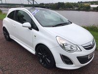 USED 2011 61 VAUXHALL CORSA 1.2 LIMITED EDITION 3d 83 BHP **FULL SERVICE HISTORY**