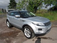 2012 LAND ROVER RANGE ROVER EVOQUE 2.2 SD4 PURE TECH 5d 190 BHP £17995.00