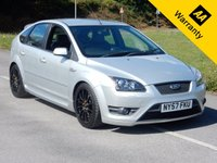 USED 2008 57 FORD FOCUS 2.5 ST-3 5d 225 BHP