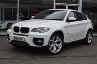 USED 2012 61 BMW X6 3.0 XDRIVE30D 4d AUTO 241 BHP