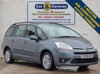 USED 2008 08 CITROEN C4 PICASSO 2.0 GRAND VTR PLUS 16V EGS 5d AUTO 140 BHP Service History HPI Clear 0% Deposit Finance Available