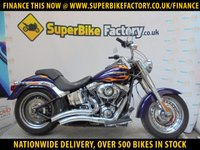 USED 2012 62 HARLEY-DAVIDSON SOFTAIL FAT BOY FLSTF 1690 GOOD & BAD CREDIT ACCEPTED, OVER 500+ BIKES