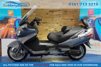 USED 2011 61 SUZUKI BURGMAN 650 AN 650 - Low miles - 1 Owner