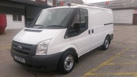2010 FORD TRANSIT 2.2 300 LR 1d 85 BHP 1 OWNER X BT F/S/H LOW MILES  1 KEYS 10 MORE IN STOCK £5199.00