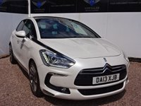 2013 CITROEN DS5 2.0 HDI DSPORT 5d AUTO 161 BHP £8555.00