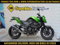 USED 2009 09 KAWASAKI Z750 L9F  GOOD & BAD CREDIT ACCEPTED, OVER 250 BIKES IN STOCK