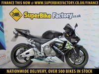 USED 2007 07 HONDA CBR600RR RR-6  GOOD & BAD CREDIT ACCEPTED, OVER 500+ BIKES