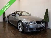 USED 2011 60 BMW 3 SERIES 3.0 325D M SPORT 2d 202 BHP FULL BMW SERVICE HISTORY+HEATED LEATHER+BLUETOOTH