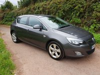 USED 2010 60 VAUXHALL ASTRA 2.0 SRI CDTI 5d 157 BHP **2 OWNERS**FULL SERVICE HISTORY**SUPERB DRIVE**