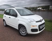 USED 2016 16 FIAT PANDA 1.2 EASY 5d 69 BHP **LOW FUND ROAD TAX**