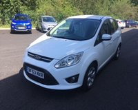USED 2013 63 FORD C-MAX 1.6 ZETEC TDCI 5d 114 BHP THIS VEHICLE IS AT SITE 2 - TO VIEW CALL US ON 01903 323333