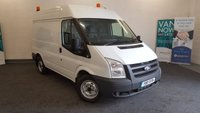 USED 2011 11 FORD TRANSIT 2.2 280S SWB, *Mobile Workshop with Metal Racking*, Air Con, Parrot Phone Kit. *Drive Away Today* Call us on 01709 866668 To Reserve This Van