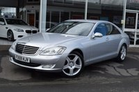USED 2009 59 MERCEDES-BENZ S CLASS 3.0 S320 CDI 4d AUTO 231 BHP