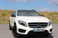 USED 2015 65 MERCEDES-BENZ GLA-CLASS 2.0 GLA250 4MATIC AMG LINE PREMIUM PLUS 5d AUTO 211 BHP